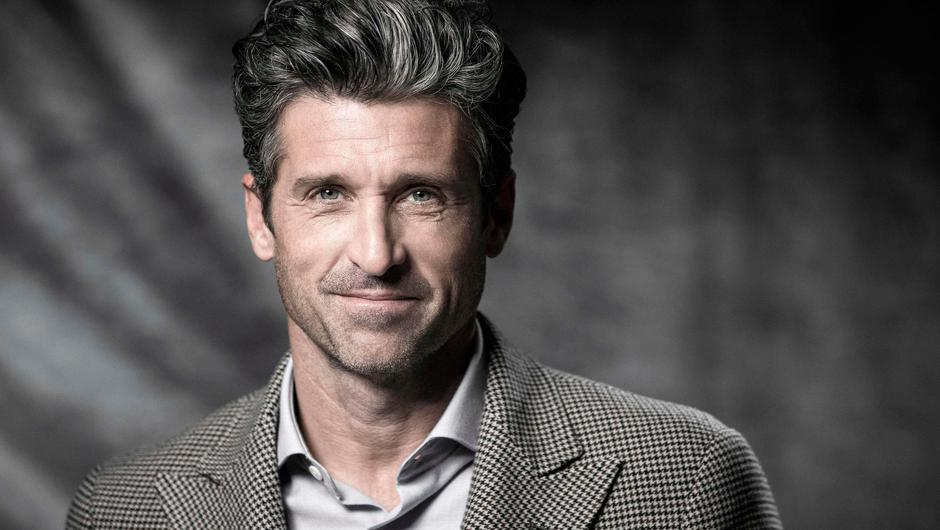 Actor Patrick Dempsey has been making the most of his downtime in Ireland