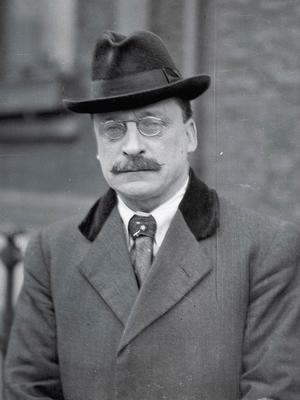 Arthur Griffith in 1922, the year of his sudden death