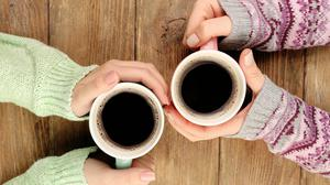 Coffee's popularity in Ireland continues to grow. Stock image