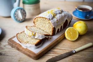 Donal Skehan's lemon and poppyseed loaf