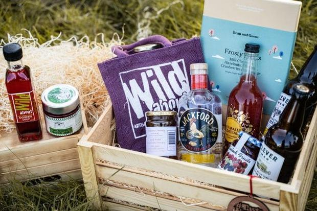 Christmas Hamper Book 2021 Ireland A Taste Of Christmas The Best Hampers From Around The Country Independent Ie
