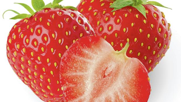The celebrated strawberry stays the same.