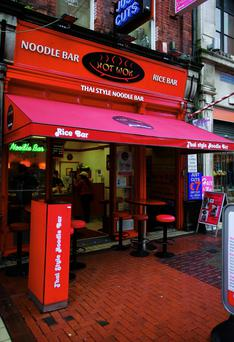 Hot Wok, 2 North Earl St., Dublin 1.