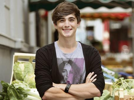 All adds up: Donal Skehan says exact measurements are key to cooking. Photo: Tony Gavin