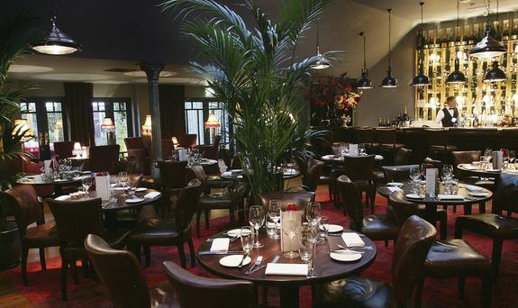 Marco Pierre White Courtyard grill