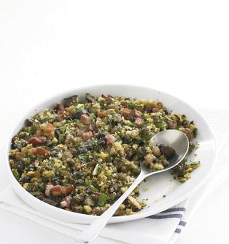 Mixed Herb & Toasted Pine Nut Stuffing