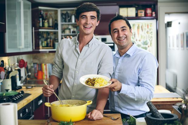 Donal Skehan and Arun Kapil