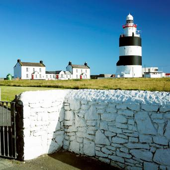 Hook Lighthouse, Co Wexford, the oldest operational lighthouse in the world