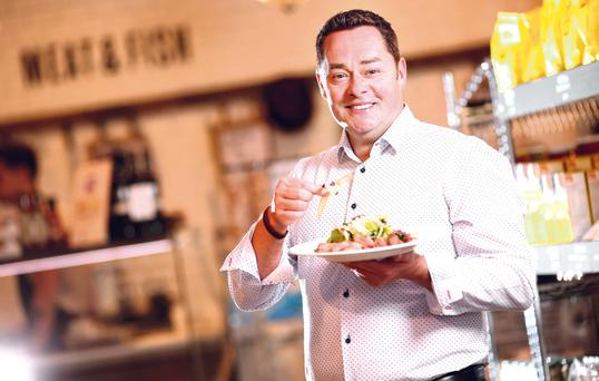 Neven Maguire now trains every day. Photo: Gerry Mooney
