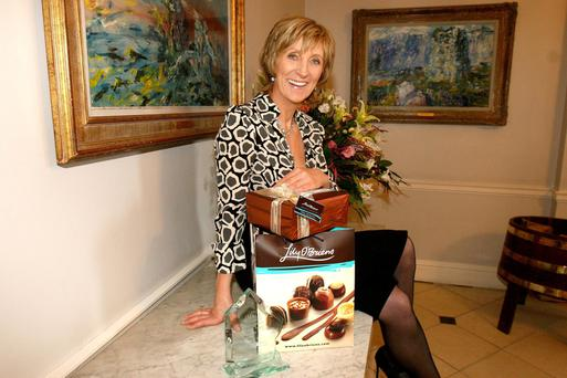 Chocolate of the revolution: Lily O'Briens founder Mary Ann O'Brien says Ireland is no longer a 'meat and veg country'