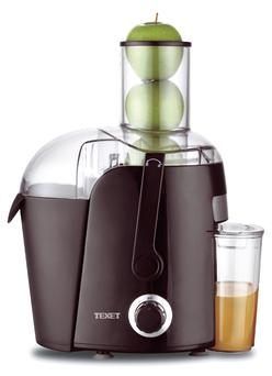 Tesco Texet Juice Extractor on sale until 31st January at the budget price of €39.99.