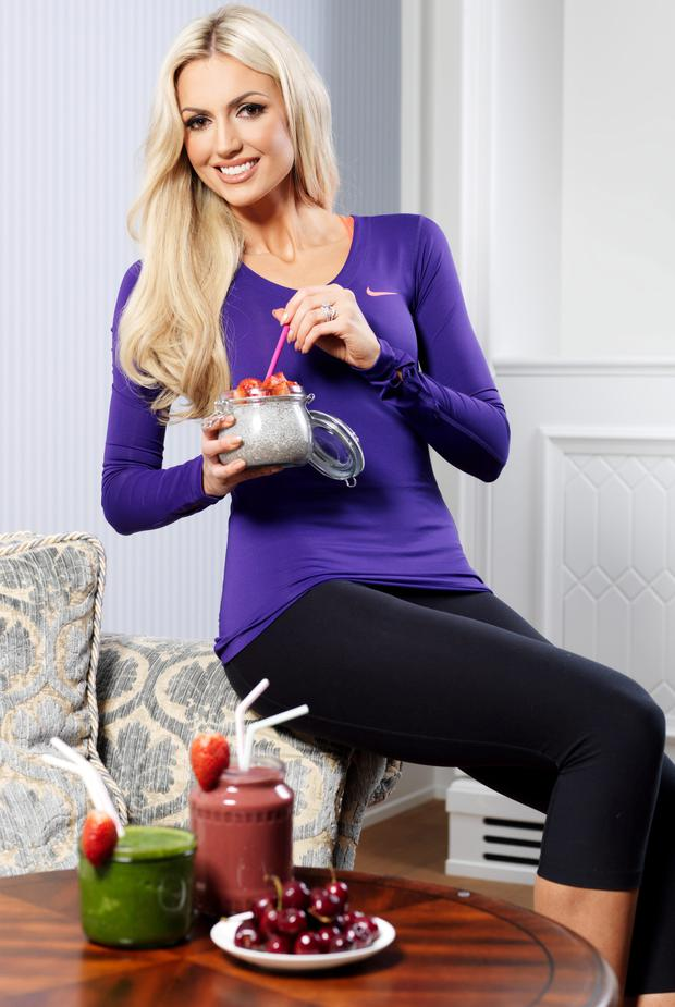 Model and author, Rosanna Davison