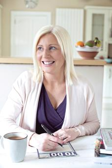 Long-term solutions: Dietician Aoife Hearne can help you lose the pounds for good