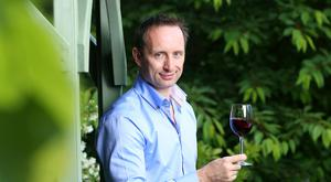 SuperValu wine expert Kevin O'Callaghan
