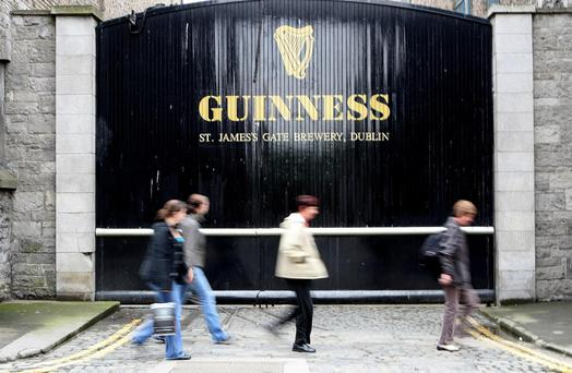 Cream of the crop: The Guinness Storehouse has had more than 14 million people through its doors since it opened in 2006