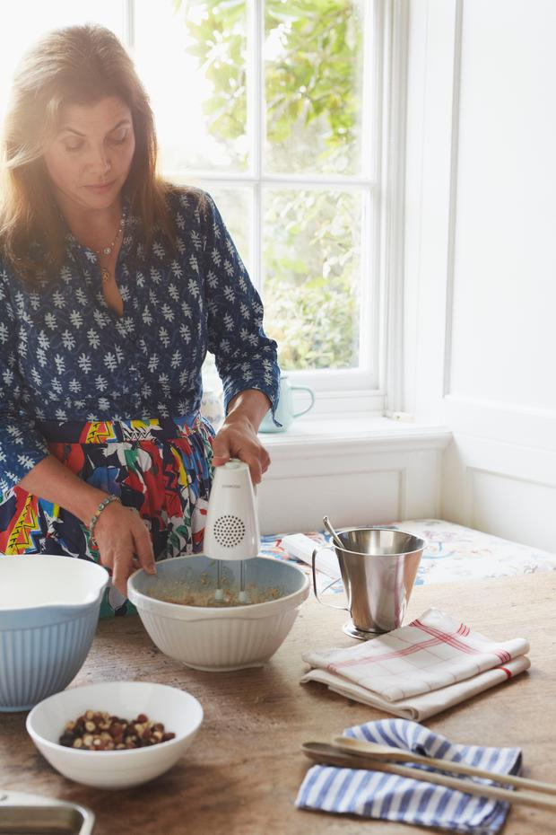 Kirstie's Real Kitchen by Kirstie Allsopp, published by Hodder & Stoughton on 7th September, £25. Photography by Rita Platts © Hodder & Stoughton 2017.
