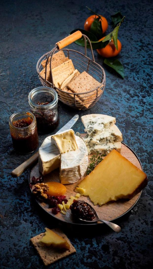 Dunnes' cheeseboard has something for everyone