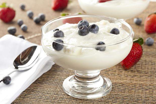 There has been a significant drop in sales of yoghurt recently