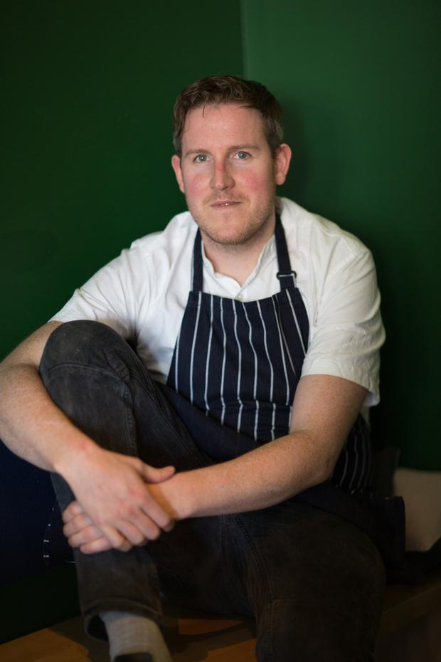 Barry Fitzgerald of Bastible Restaurant