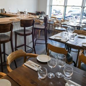 Mamo restaurant is based on the seafront in Howth
