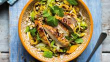 Tequila chicken from Fresh by Donal Skehan
