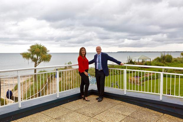 Laura and Bill Kelly, Kelly's Resort, Rosslare, Co Wexford