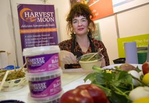 Angela Carney of Harvest Moon Foods from Mayo