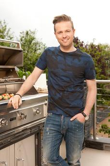 Nicky Byrne is the new face of the 'Just Add Mushrooms' campaign