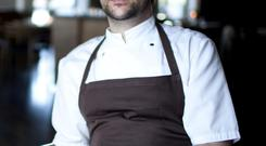 MASTERCHEF: Rene Redzepi, head chef at Noma restaurant in Copenhagen, winner of a great many culinary accolades