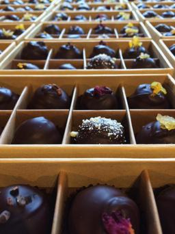 Sweet tooth: A selection of truffles from Bean and Goose