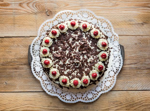 Black beauty: When done right, Black Forest gateau is hard to beat