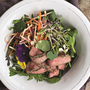 Neven Maguire's warm steak salad