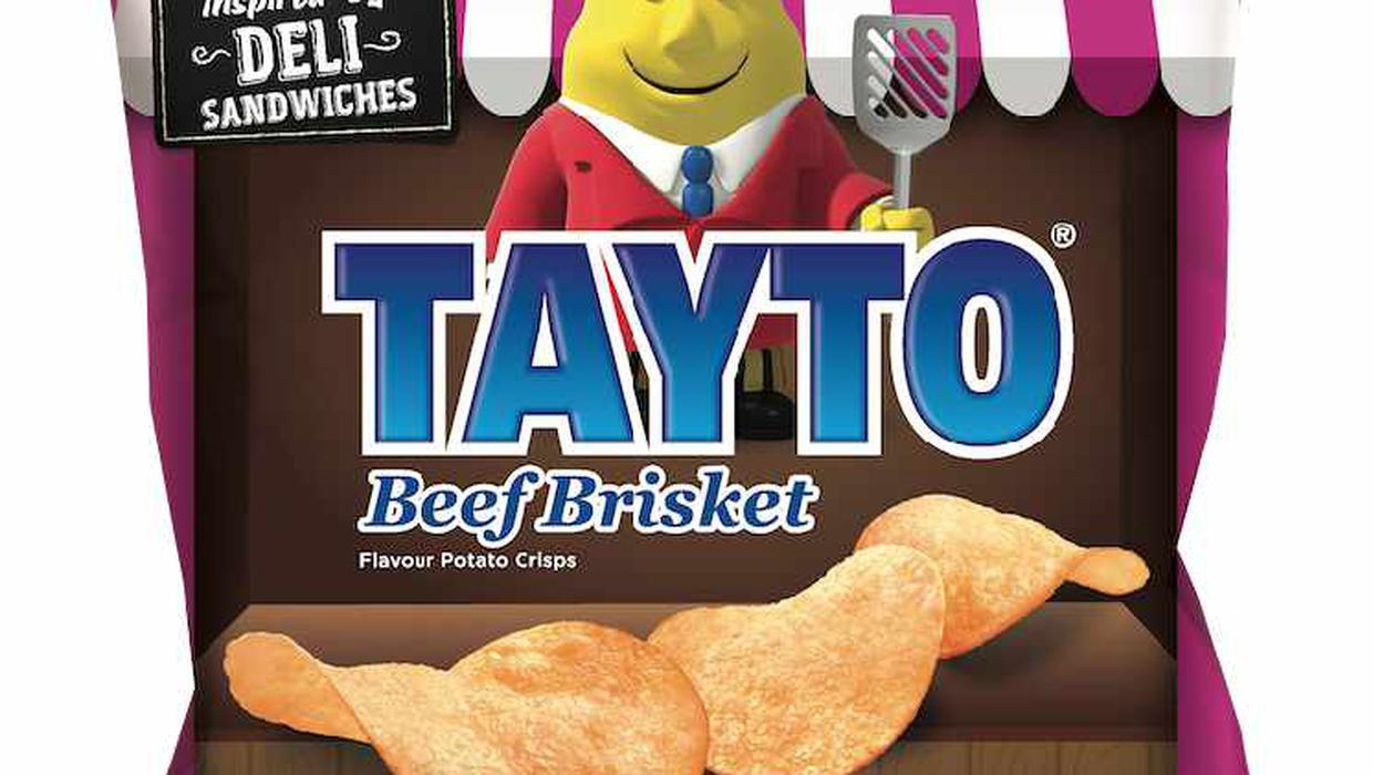 Tayto launch two new American sandwich-inspired limited edition flavours