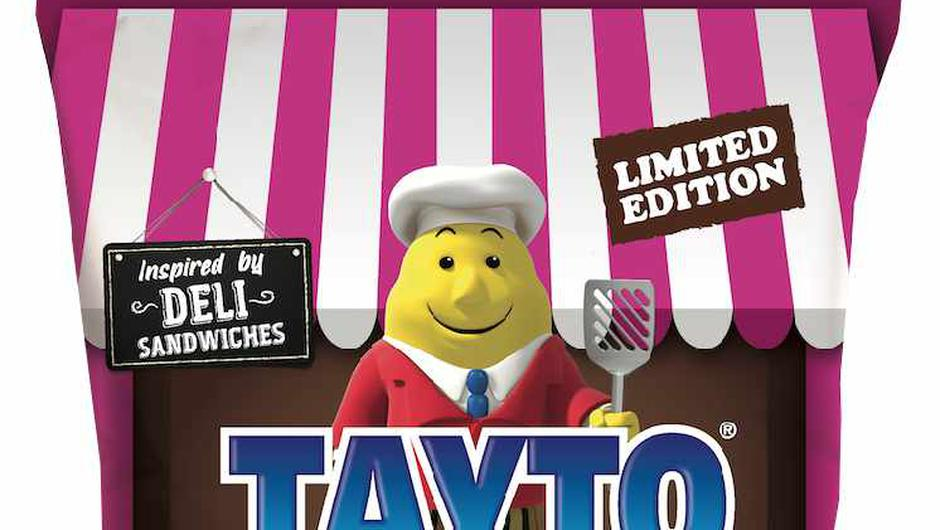 Tayto's new limited editions