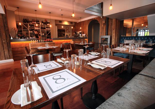 Brasserie 8a, Monkstown, Co Dublin