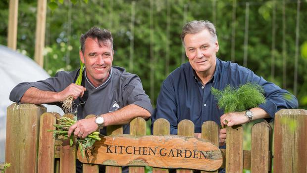 Kevin Dundon and Derry Clarke, who are part of TASTE 2015