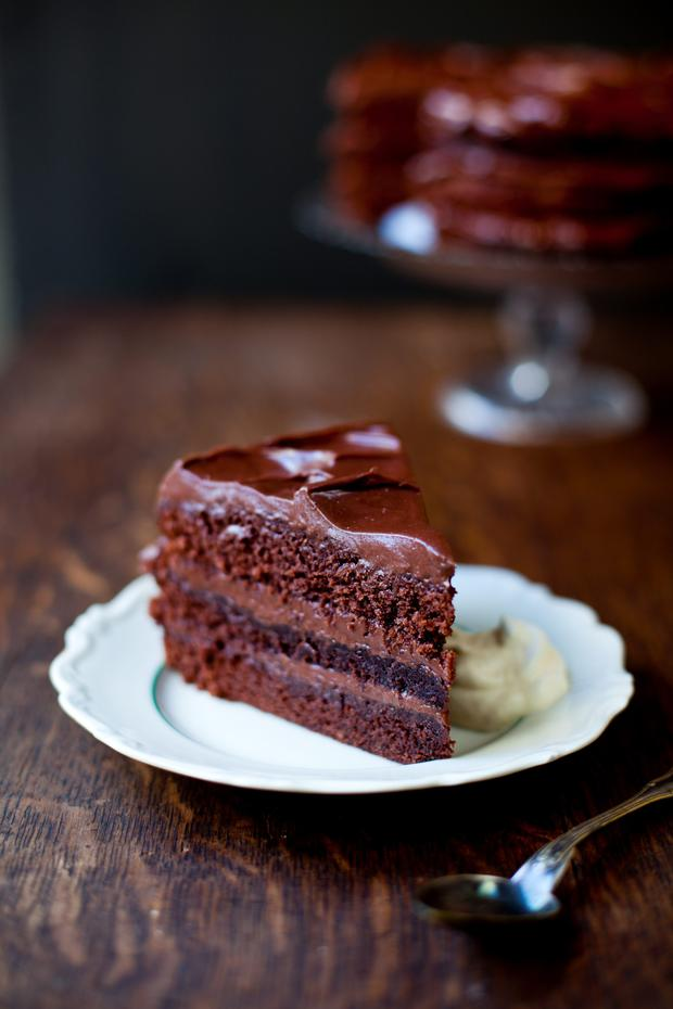 Swedish Chocolate Cake Recipe