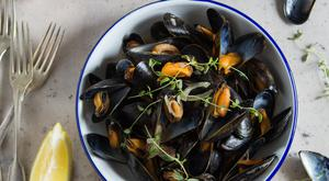Pale Ale Mussels. Photo: Mark Duggan