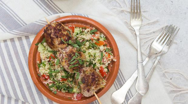 Lamb Koftas. Photo: Mark Duggan