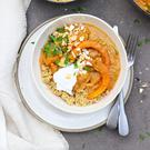 Roast Pumpkin Curry