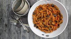 One-pot creamy tomato pasta