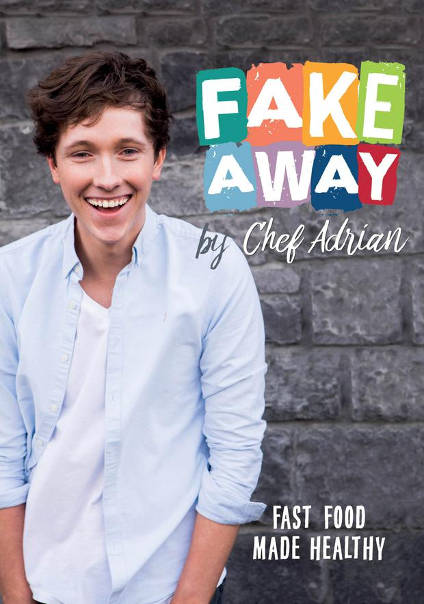 Fake Away by Chef Adrian, with photographs by Rob Kerkvliet, published by Mercier Press