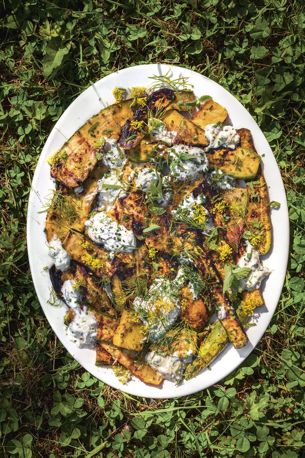 Ten tips for cooking outdoors - River Cottage chef Gill Meller is an