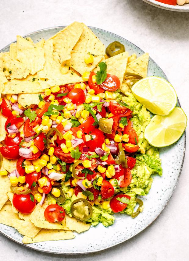 Loaded guacamole by Indy Power