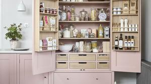A well-stocked larder is a delight, and can be a saviour when an unexpected guest drops in and nibbles are needed in a hurry. Larder by Neptune