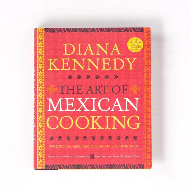 Bringing a book on holidays make it a cookbook independent the art of mexican cooking clarkson potter 26 forumfinder Image collections