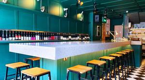 Frank's, a hot new wine bar, and the baby brother of the well-known Delahunt restaurant, failed to impress Lucinda O'Sullivan