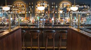Dun Laoghaire's restaurant scene has been on life-support for the past few years, says Lucinda O'Sullivan, who was interested to hear that a 1980s Dublin brasserie was getting a reboot on the seafront
