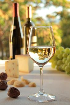 Pinot grigio - currently red hot with wine drinkers