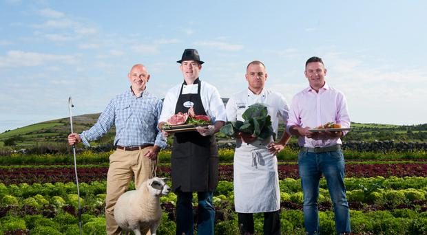 Burren Food - several new food trails were launched this month.